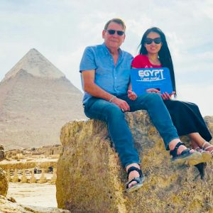 Day Trip from Hurghada to Pyramids By Plane