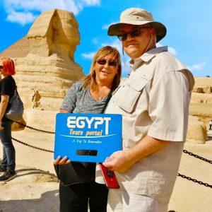 2 Days Cairo & Alexandria Tour from El Gouna
