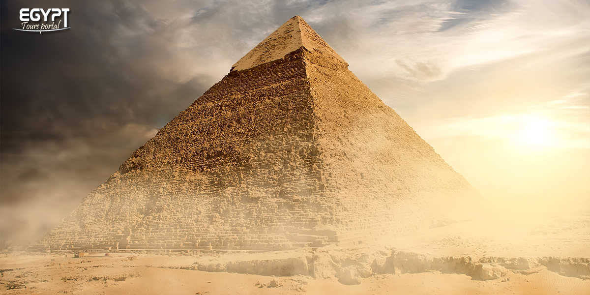 Mysterious Interior of the Great Pyramid - Egypt Tours Portal