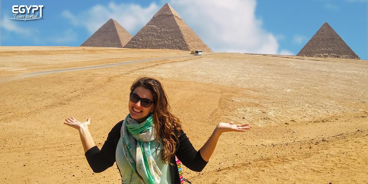 Tours to the Great Pyramid of Giza - Egypt Tours Portal