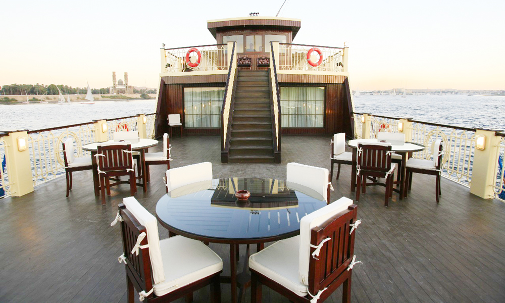 Dahabiya Cruise - Egypt Holidays Types - Egypt Tours Portal