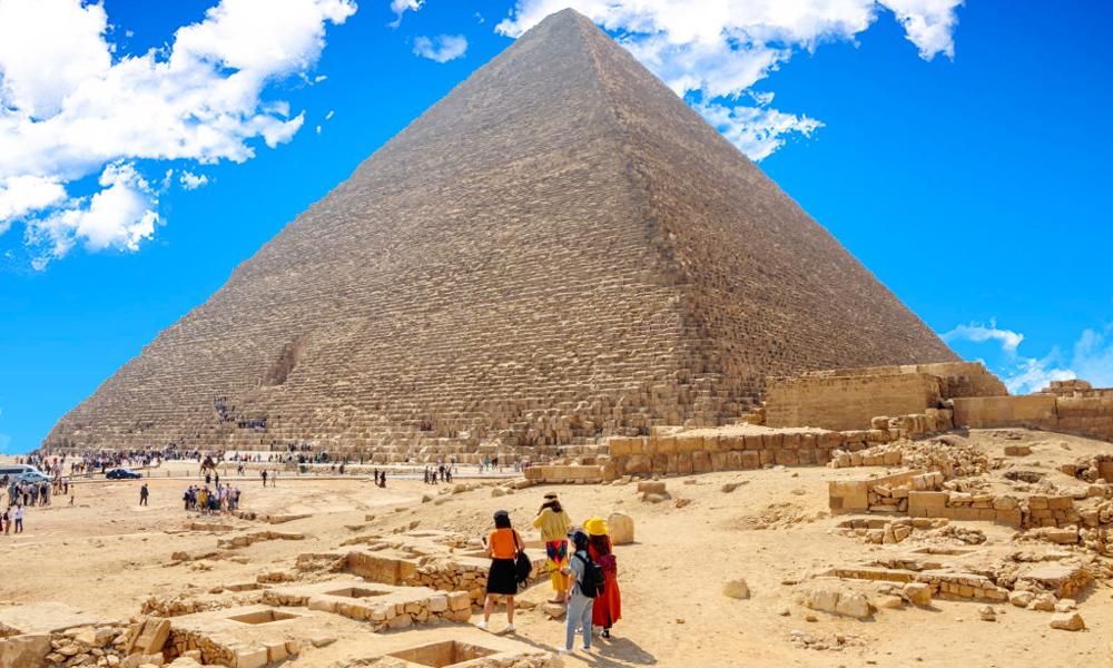 Giza Pyramids - Egypt Holidays Types - Egypt Tours Portal
