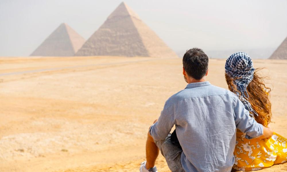 Pyramids of Giza - Egypt Holidays Types - Egypt Tours Portal