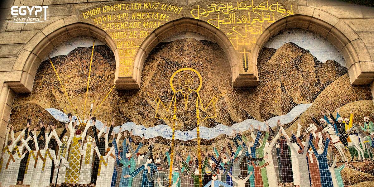 Architecture ofAbu Serga Church - Egypt Tours Portal (1)
