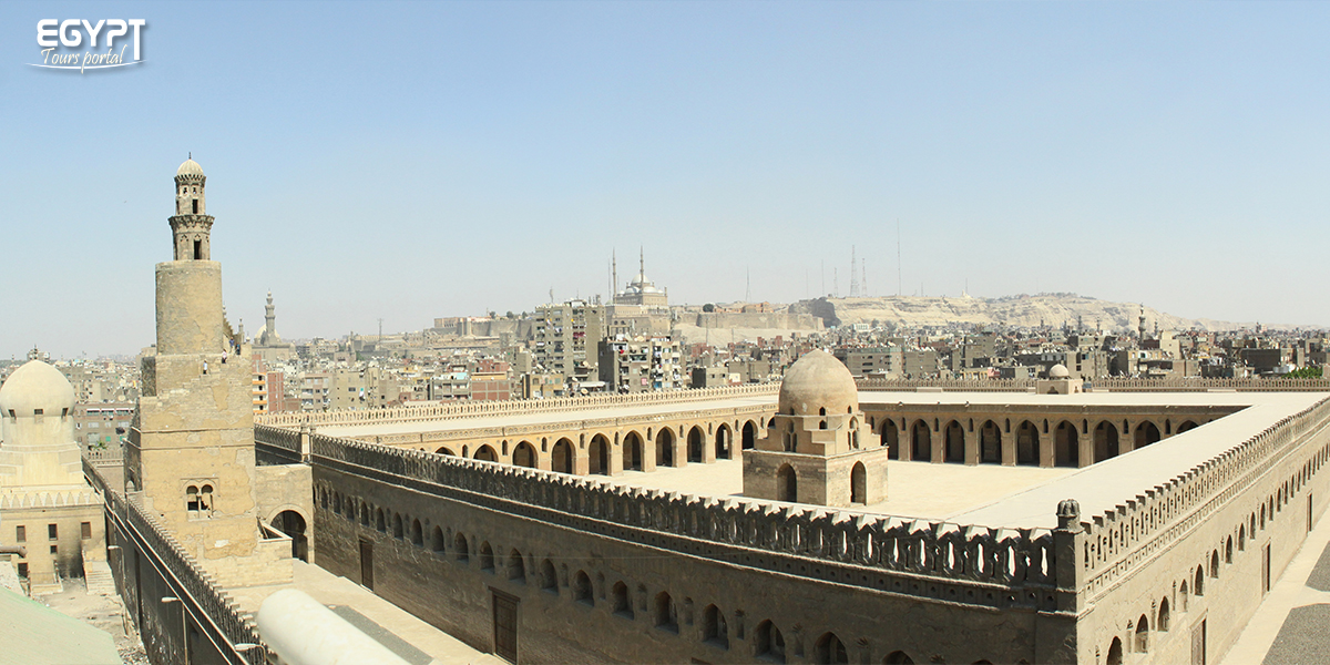 Components of Ibn Tulun Mosque - Egypt Tours Portal