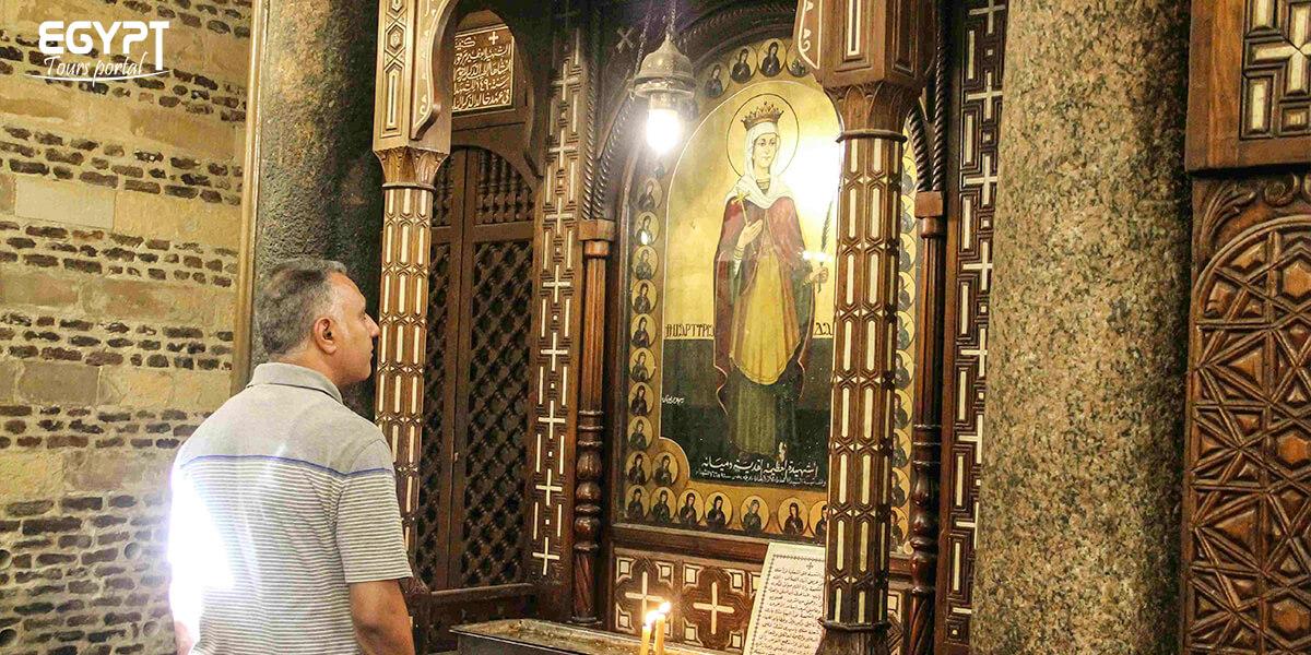 Tours to Abu Serga Church - Egypt Tours Portal