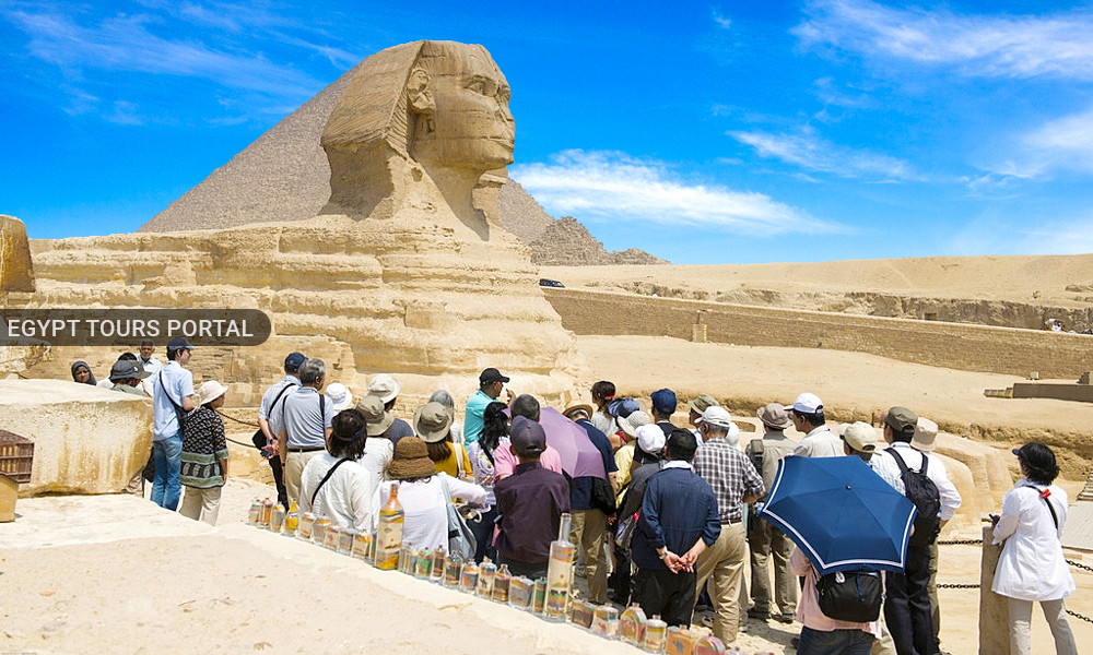 The Great Sphinx - Safety in Egypt 2021 - Egypt Tours Portal