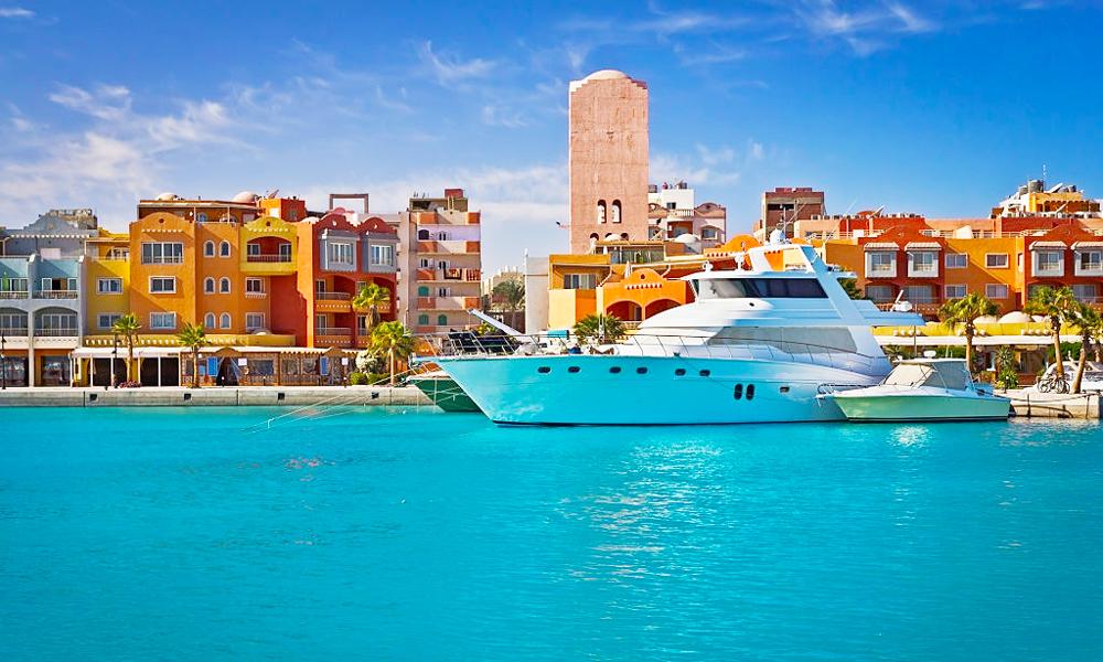 Hurghada Marina - Things to Do in Hurghada - Egypt Tours Portal