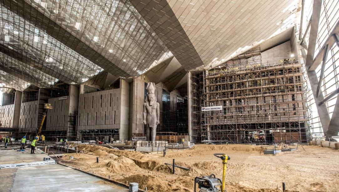 The Grand Egyptian Museum - Egypt Tours Portal