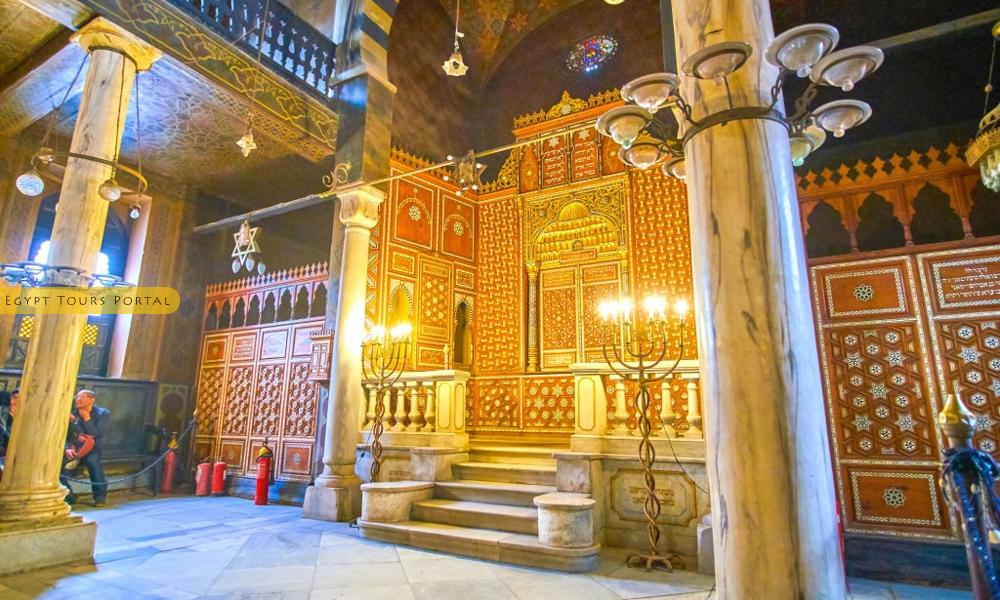 Ben Ezra Synagogue Facts - Egypt Tours Portal
