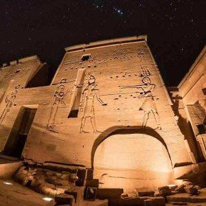Philae Temple Sound and Light Show Tour