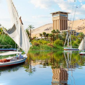Scenic and Historic Egypt Treasures in 8 Days Easter Holiday