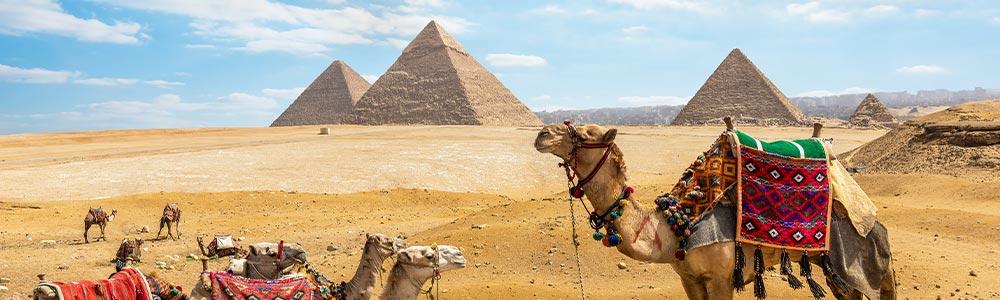 The Itinerary of Quad Biking At Giza Pyramids From Cairo