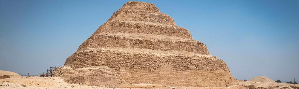 Tour Itinerary:Pyramids Tour from Cairo