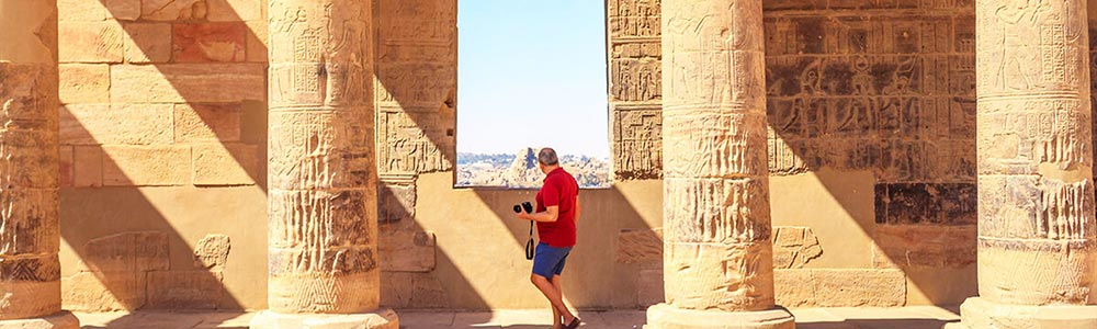 Day One:Visit Aswan Attractions & Sail to Kom Ombo