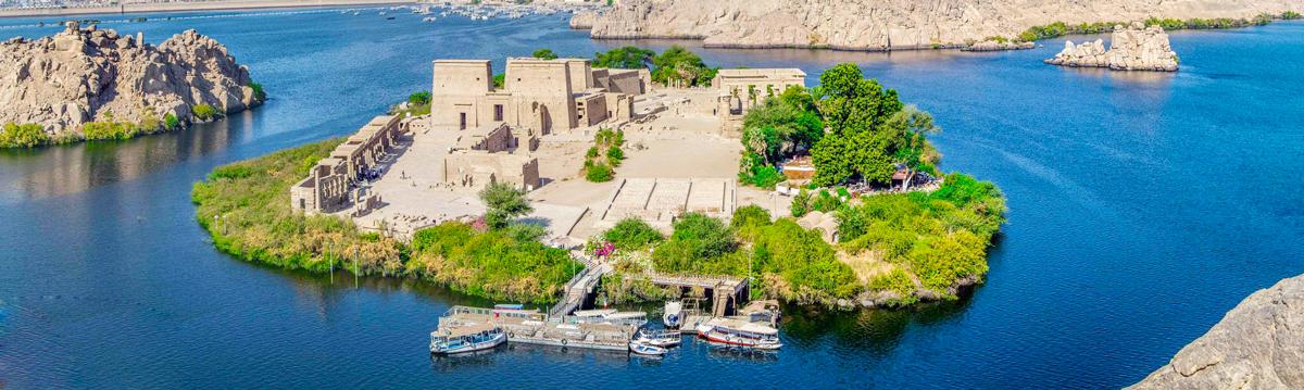 Aswan Tourist Attractions