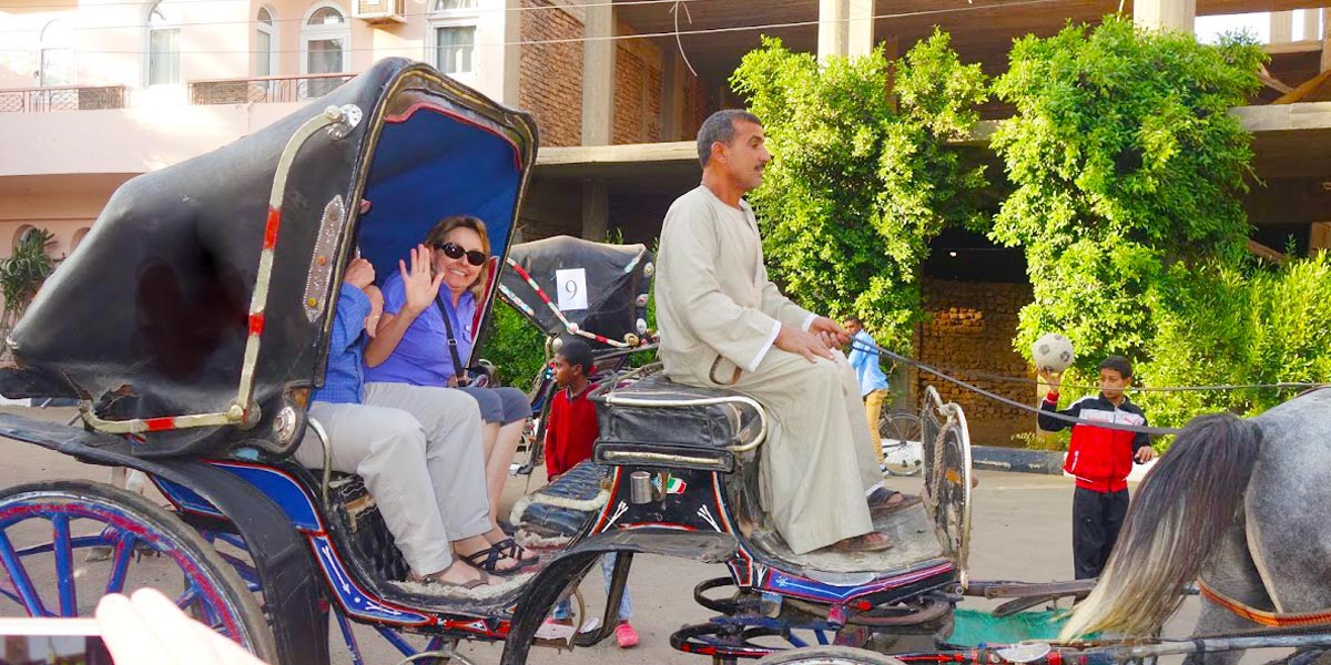 Horse Carriage Tour in Luxor - Things to do in Luxor - Egypt Tours Portal