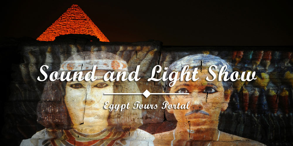 Giza Pyramids Sound and Light Show - Things to Do in Cairo - Egypt Tours Portal