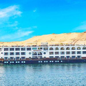 Luxury Movenpick MS Sun Ray Nile Cruise