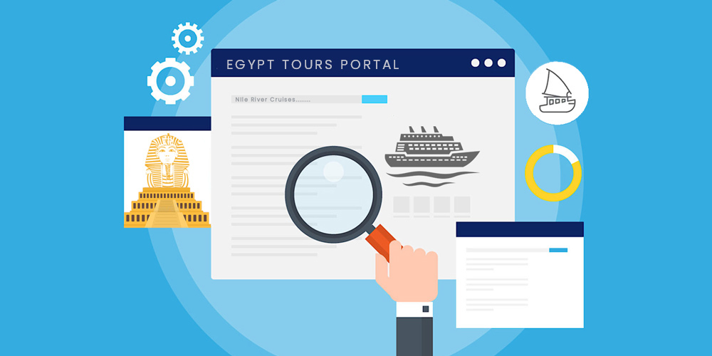 Search for Nile River Cruise - Egypt Tours Portal