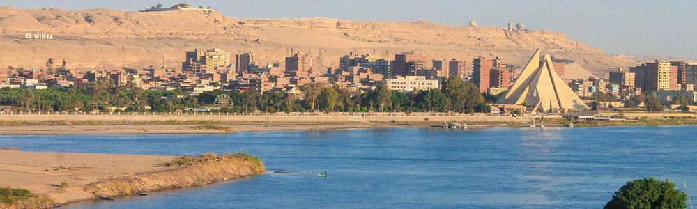Day One:Drive to El Minya / Visit Tuna El Gabal